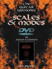 Scales and Modes DVD cover
